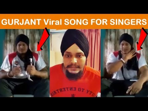 GURJANT SINGH AUSTRALIA REPLY TO SINGERS WITH SONG | GURJANT SINGH OLD VIDEOS |