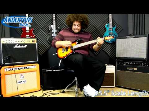 John Petrucci JP100 Signature Guitar - Sterling by Musicman - Save £200