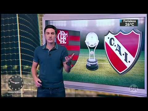 bloco de esportes : SBT Notícias 14.12.2017