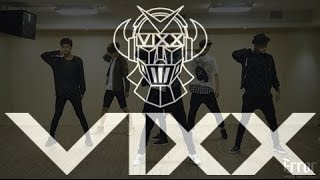 vuclip 빅스(VIXX) 'Error' 안무 연습 영상 (Practice 'Error' dancing Video)