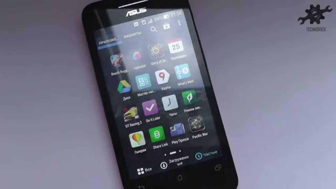 Asus zenfone 4 обзор камеры