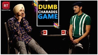 Soorma Movie Actor Diljit Dosanjh Played Most Intriguing Action-Packed Dumb Charades Round