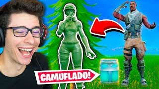 THAT SKIN BROKE THE FORTNITE! ME CAMUFLEI AND TROLLEI GENERAL!