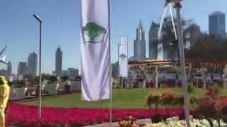 Dubai's First Solar Powered Park   Al Khazan Park Opens In Al Satwa
