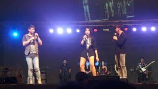 Vice Ganda, Lassy & MC @ Halakhakan 2 sa Lucena