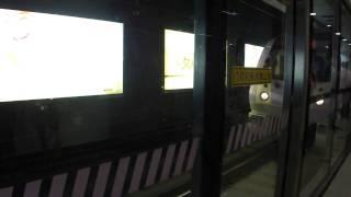 上海旅行 開通したばかりの地下鉄10号線豫園駅