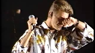 DAVID BOWIE - IF THERE IS SOMETHING - LIVE 1992