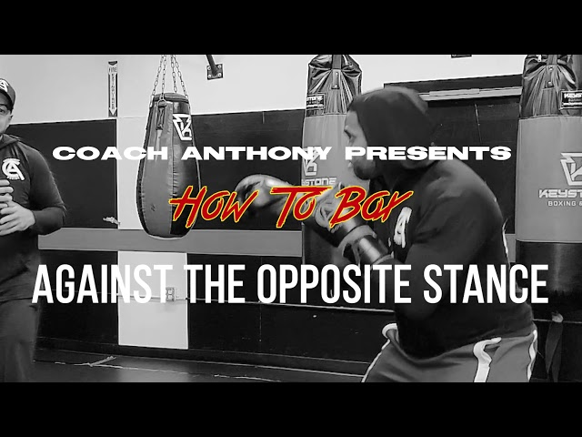 Southpaw vs Orthodox is Finally here! [ How to box the opposite stance! ]