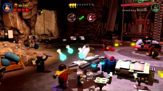 LEGO Batman 3: Beyond Gotham - Bonus Level: Same Bat-time! Same Bat-channel! (And Batcave Free Roam)