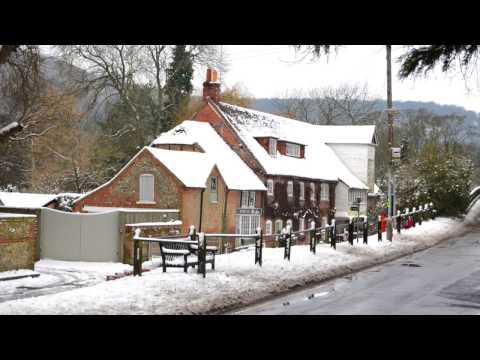 George Michael - Last Christmas at Goring on Thames