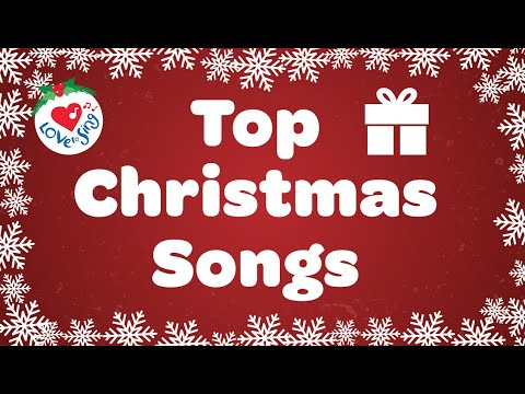 School Christmas Songs Playlist with Lyrics 2016 | Children Love to Sing