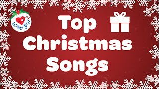 School Christmas Songs Playlist with Lyrics | Children Love to Sing
