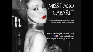Cours de Danse style Cabaret  parisien avec Miss Lago. Paris