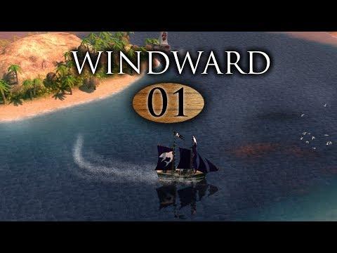 [FR] Windward ep 01 - Petit passage pour humer l'air de la mer (rediffusion)