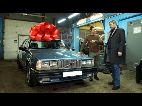 Новый Volvo 760 за 500 000т.р !? | Восстанавливаем Volvo 240, новый проект!