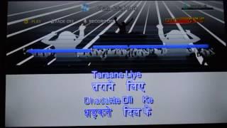 Chala Jata Hun Kisiki Dhun Mein with Karaoke | Rajesh Khanna-Kishore Kumar-Mere Jeevan Saathi