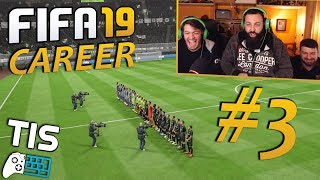 Μεταγραφές και Brunch! | FIFA 19 - Career #3 | TechItSerious