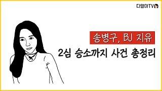 송병구, BJ 지유, 2심 승소까지 사건 총정리 : 아프리카 여캠 대량고소 사건 결과