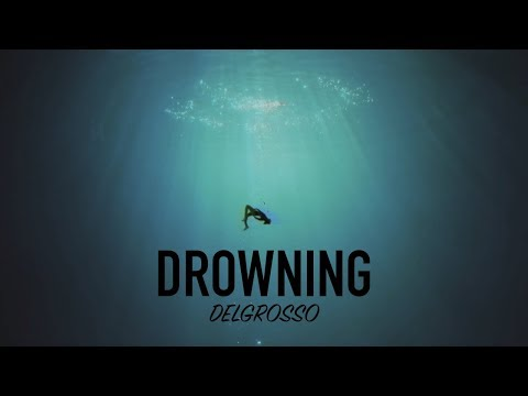 Delgrosso - Drowning (Official Lyric Video)