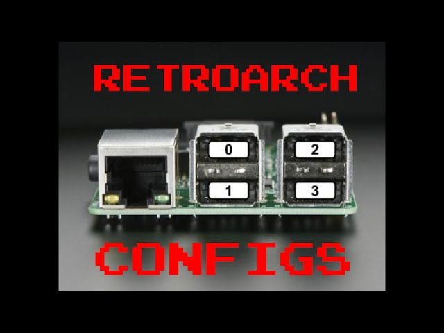 How to configure a second controller for 2-Player games - RetroPie Forum