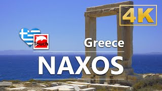 NAXOS (Νάξος), Greece ► Video Guide, 119 min. Overview 4K ► Melissa Travel