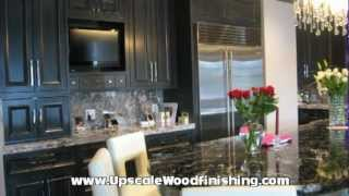 Refinish Kitchen And Bathroom Cabinets - Showcase Home - High Quality!