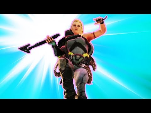 THE JAVELIN EFFECT!! (Dirty Bomb's Newest Merc!)
