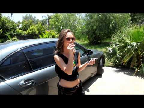 Kristina Rose likes anal sex and smoking weed!