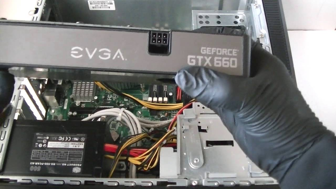 Hp video card upgrades