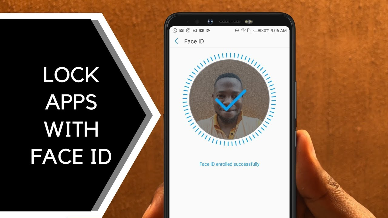 How to Lock Apps With Face ID on TECNO Camon X and X Pro - Review
