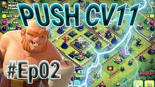PUSH CV11 RUMO A LENDARIA Ep02 - NOOB