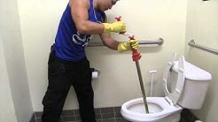 How to Unclog a Backed Up Toilet - When Nothing Else Works
