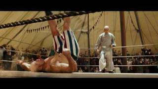 Fearless - Jet Li vs Nathan Jones Cool Fight Scene HD !!! thumbnail