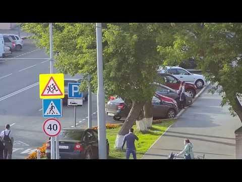ДТП в Ялуторовске 3 августа 2018 года в 17.03