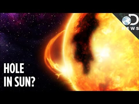 There's Not REALLY A Hole In The Sun, But What Is It?