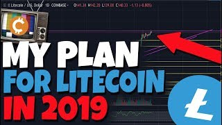 My Strategy For Litecoin in 2019 TO MAKE THE MOST PROFIT! (Augur Analysis)