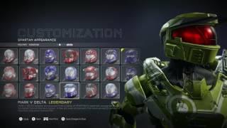 Halo 5: Classic helmet pack opening