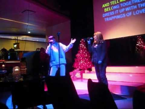 KARAOKE MEDLEY #1, 7 Feathers Karaoke, 11 CLIPS IN TWO MINUTES, COUNTRY, SOLO, DUETS, TRIOS.,