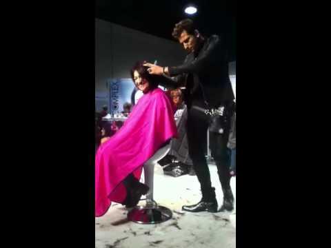 Long Beach hair & nail show 2011