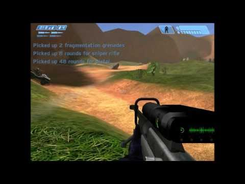 Halo Portable - Sniping Fun-Tage! [Free Download in Desc]