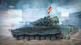 NATO eFP Latvia: Exercise 'Wolverine Strike'