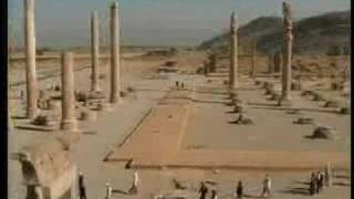 Perspolis in Iran (Anti 300) تخت جمشید پرسپولیس در شیراز ایران