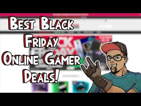 Best Black Friday Week Online Gaming Deals!