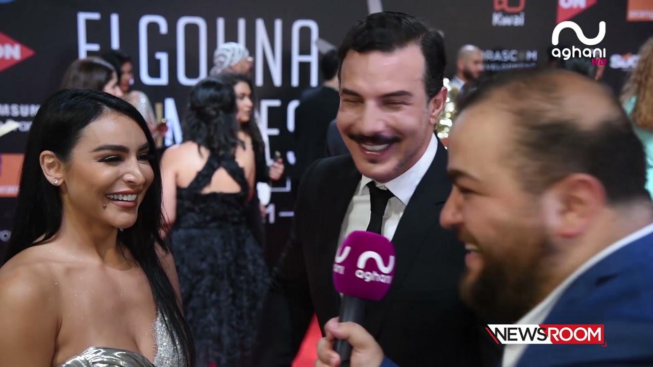 زوجة باسل خياط تبدي رأيها بجلسة التصوير الجريئة التي خضع لها.. ولهذا السبب وافق على ظهورها الاعلامي!