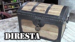 ✔ DiResta Pirate Chest (Old Video)