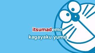 [KARAOKE] Yume Wo Kanaete Doraemon - MAO