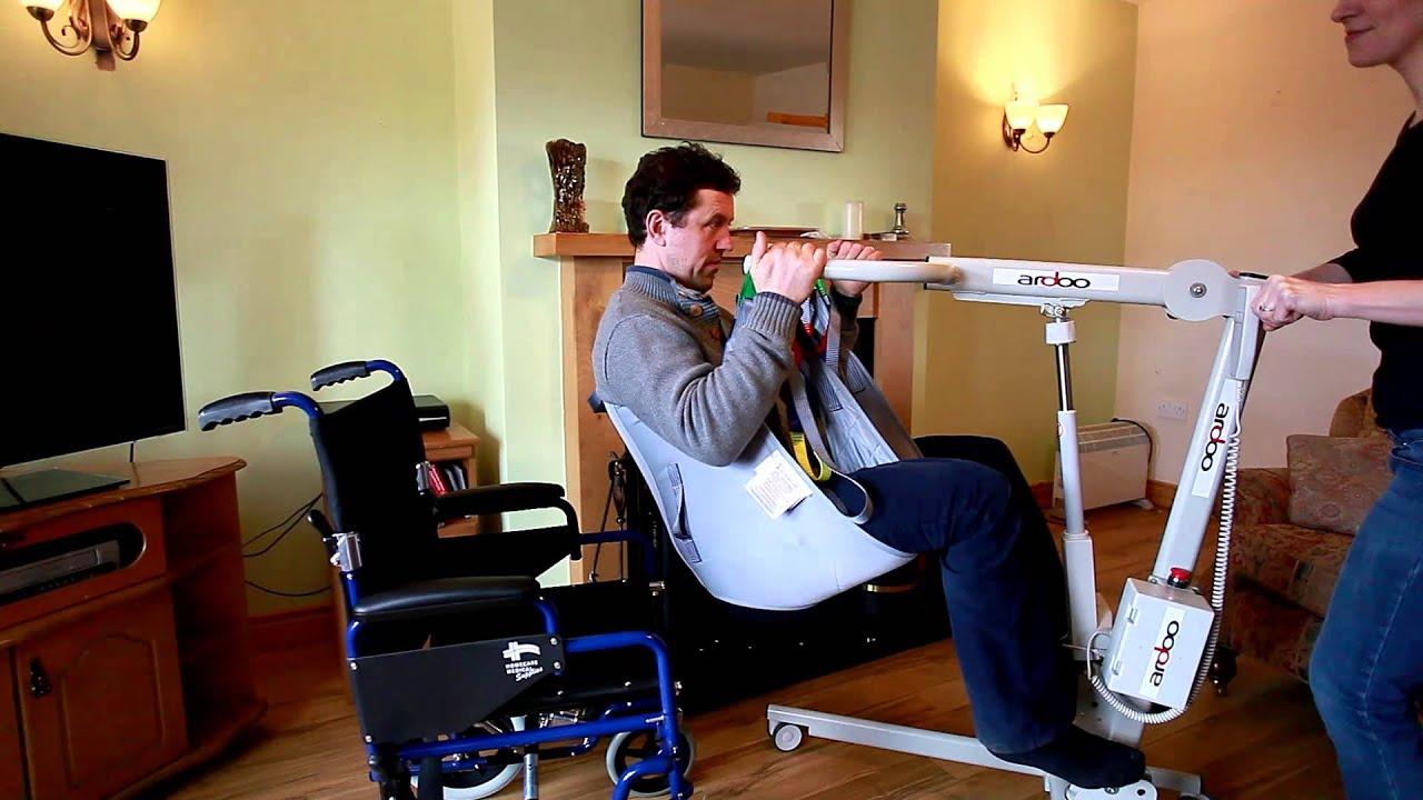 Ardoo Caresafe 140 Portable Disability Hoist Transfer