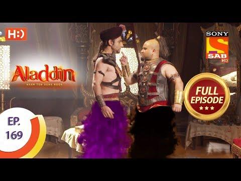 Aladdin - Ep 169 - Full Episode - 9th April, 2019