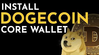 Dogecoin CORE Wallet For Windows (2021) | Doge Coin Wallet