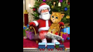 Gambar cover Talking Santa meets Ginger